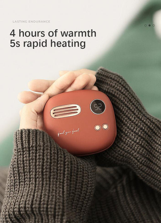 Creative Intelligent Hand Warmer | Hand Heater & Phone Charger