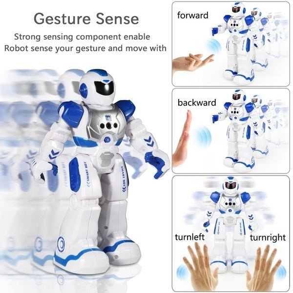 Intelligent RC Remote Control Robot
