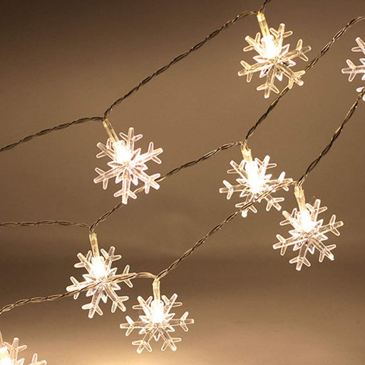 Snowflake Waterproof LED Flash Lights