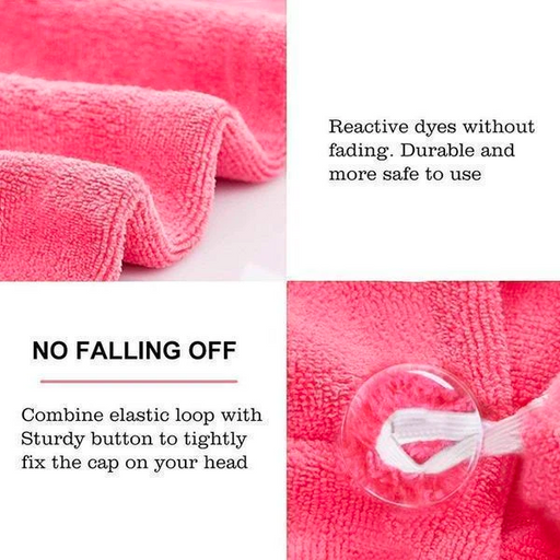 Quick Magic Hair Dry Towel