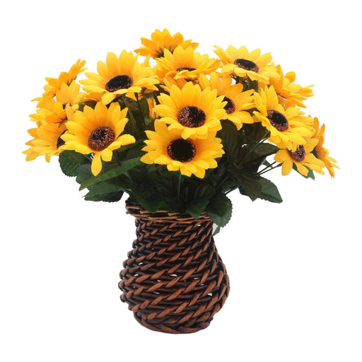 Artificial Silk Sunflower
