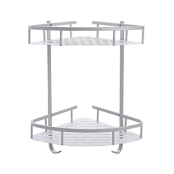 Aluminum Triangle Storage Rack With Hook