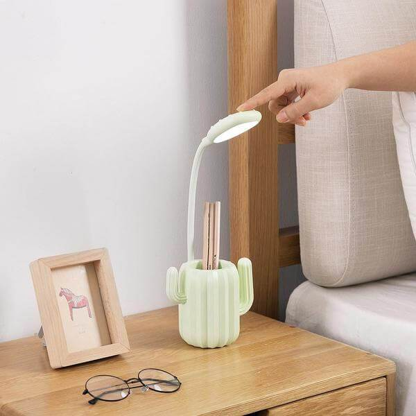 Cactus Shape LED Table Lamp
