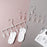 Aluminum Clip Hanger Underwear Socks Drying Rack