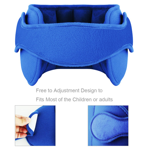 Toddler Car Seat Head Support Adjustable Band