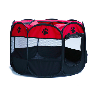 Portable Dog-Cat Indoor Playpen