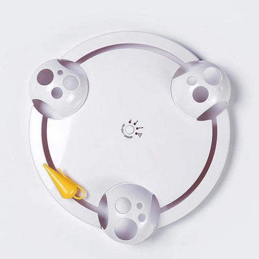 Interactive Mouse Pounce Cat Toy
