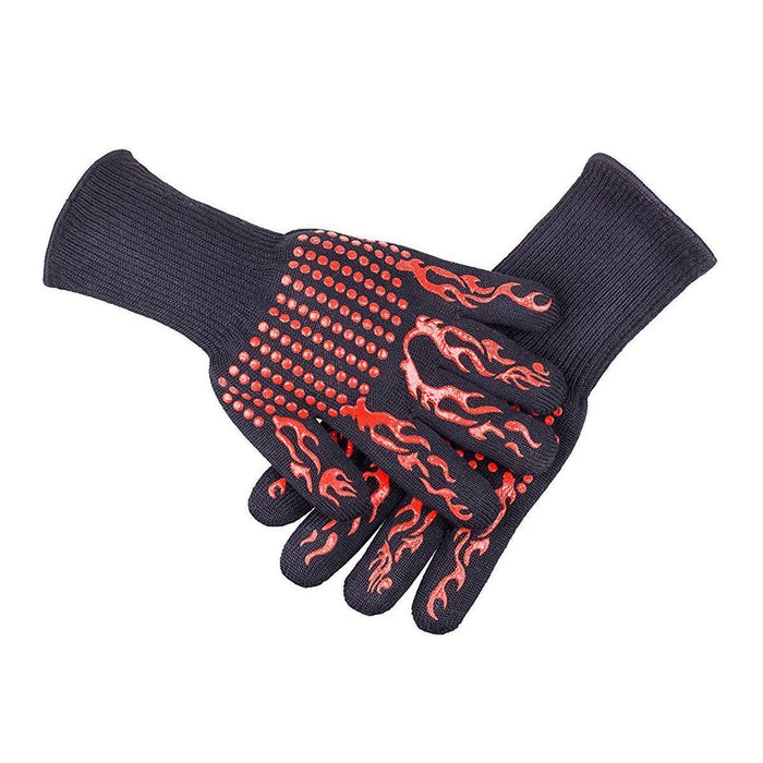 Extreme Heat Resistant BBQ Gloves