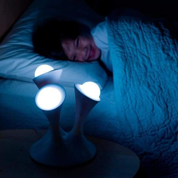 Magic Glow Night Light With Portable Glowing Balls