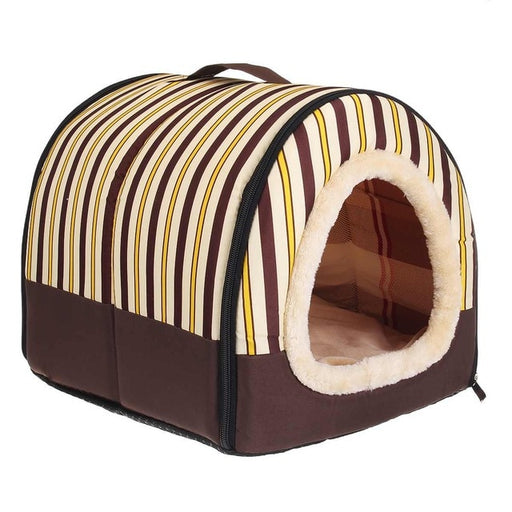 Cat Bed House Soft Warm Nest Bed Dog Cat