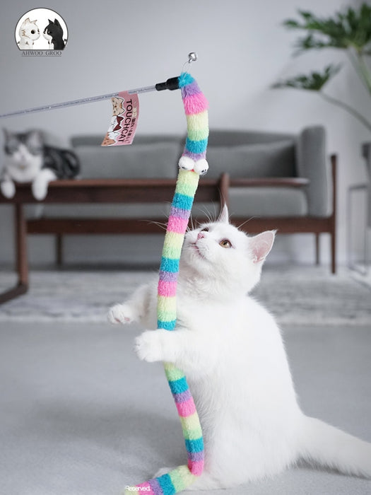 Cat Toy Feather Cat Teaser
