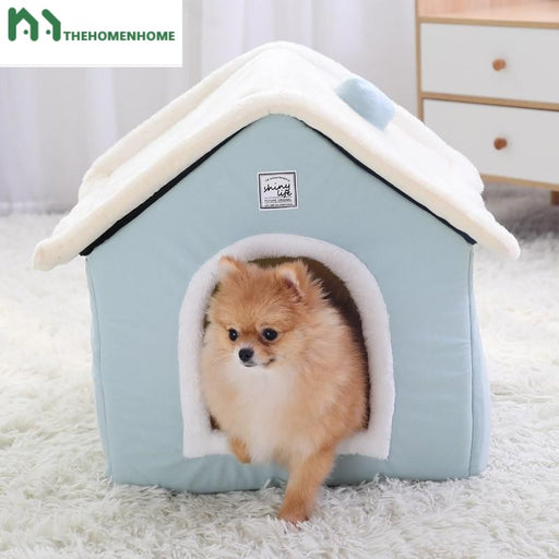 Pet Dog, Cat Cave & Rabbit Nest Washable Removable Mat