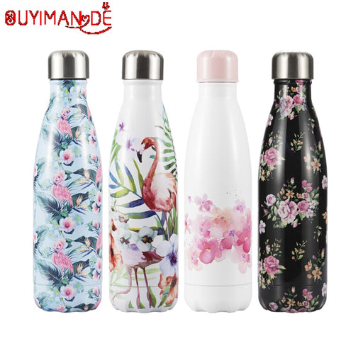 Water Bottle Sport Thermos Eco Friendly