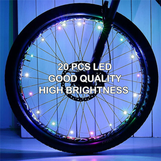 20 LED Bicycle Wheel Light