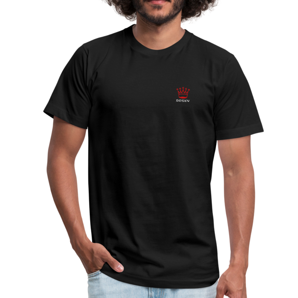 DuskY - Basic Tee - black