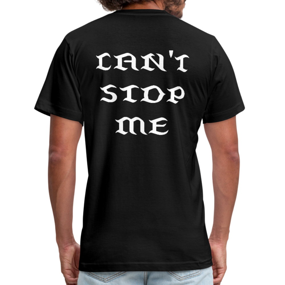DuskY - Can't Stop Me TEE 2 - black