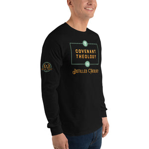 DT Unisex Long Sleeve Shirt