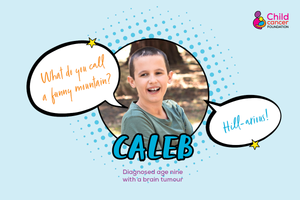 Caleb's Joke Book - Free Digital Download