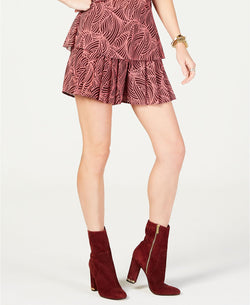 SWIRL WAVE PLT SHORT
