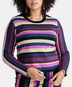 VEDA STRIPE SWEATER