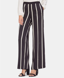 DRAMATIC STRIPE WIDE LEG