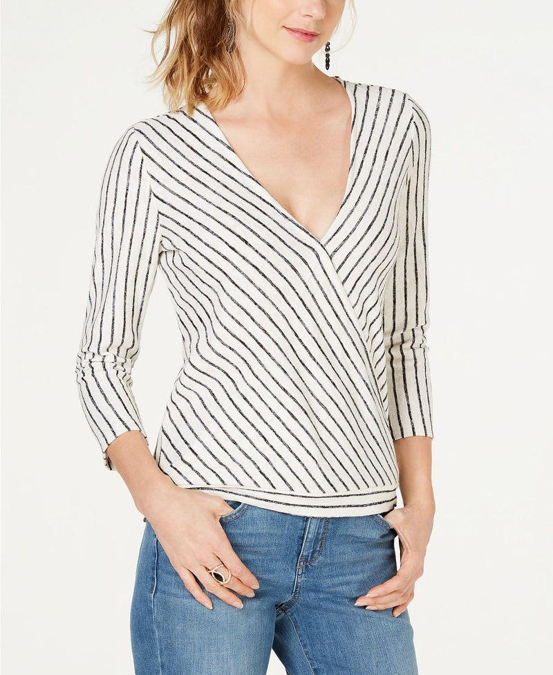 STRIPED SURPLICE SNI