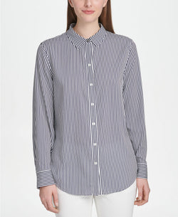 LONG SLEEVE BUTTON UP ST