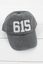 Load image into Gallery viewer, 615 Area Code Baseball Hat