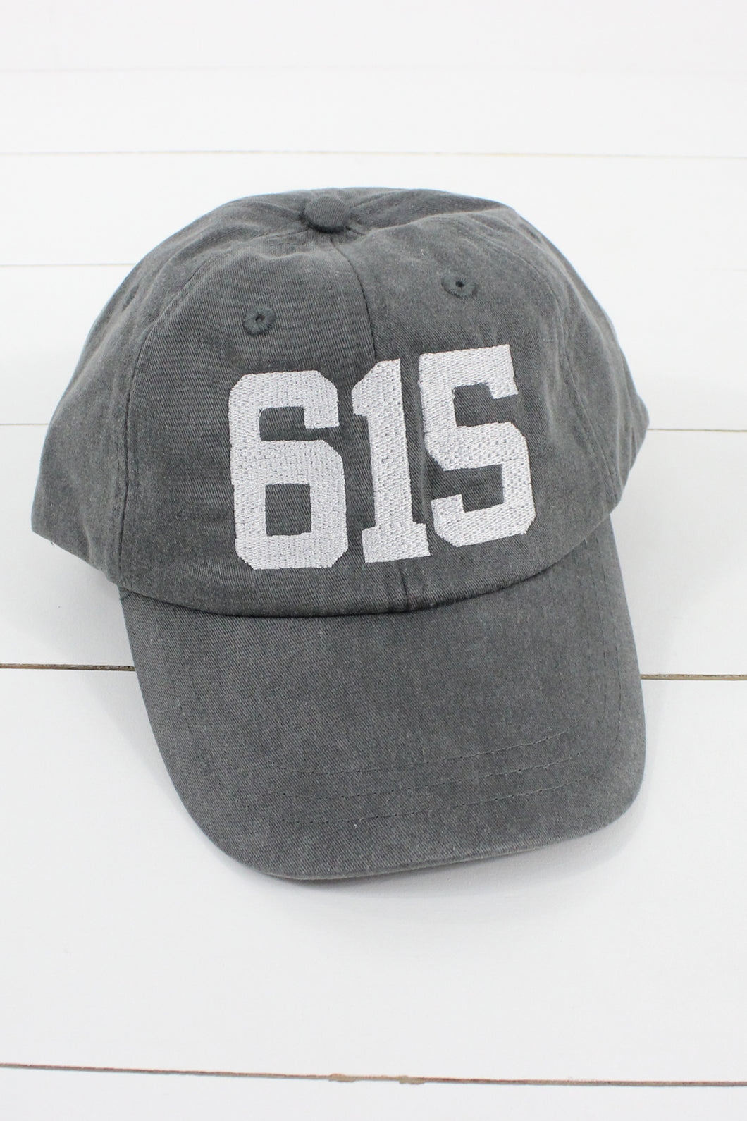 615 Area Code Baseball Hat
