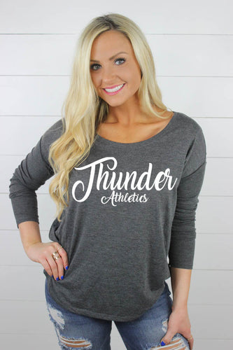 Flowy Long Sleeve Tee