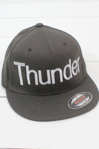 Thunder Flat Bill Hat