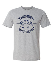 Load image into Gallery viewer, Thunder Wrestling -  Bella Canvas/LAT tee