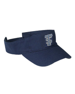 TS Logo Embroidered Visor