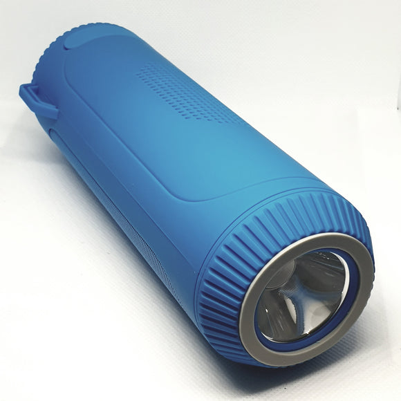 NewRixing LED Flashlight Wireless Speaker