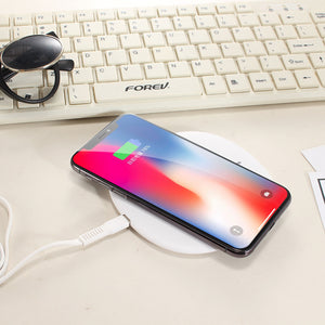 Private Mode Wireless Charger