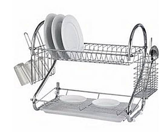 Stainless Plate Rack