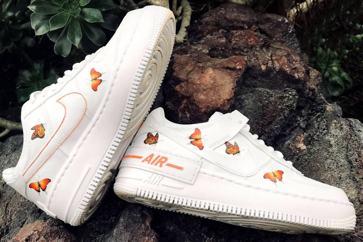 Butterfly' Air Force 1 – Drippy