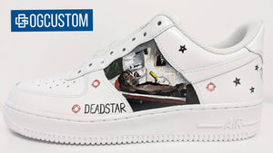 'Smokepurpp DeadStar' Air Force 1