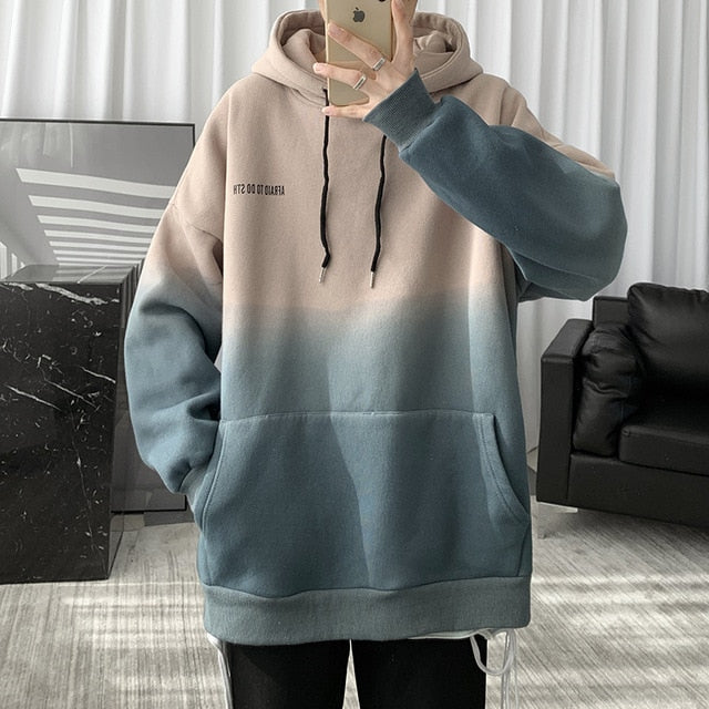'Pastel Ombre' Hoodie