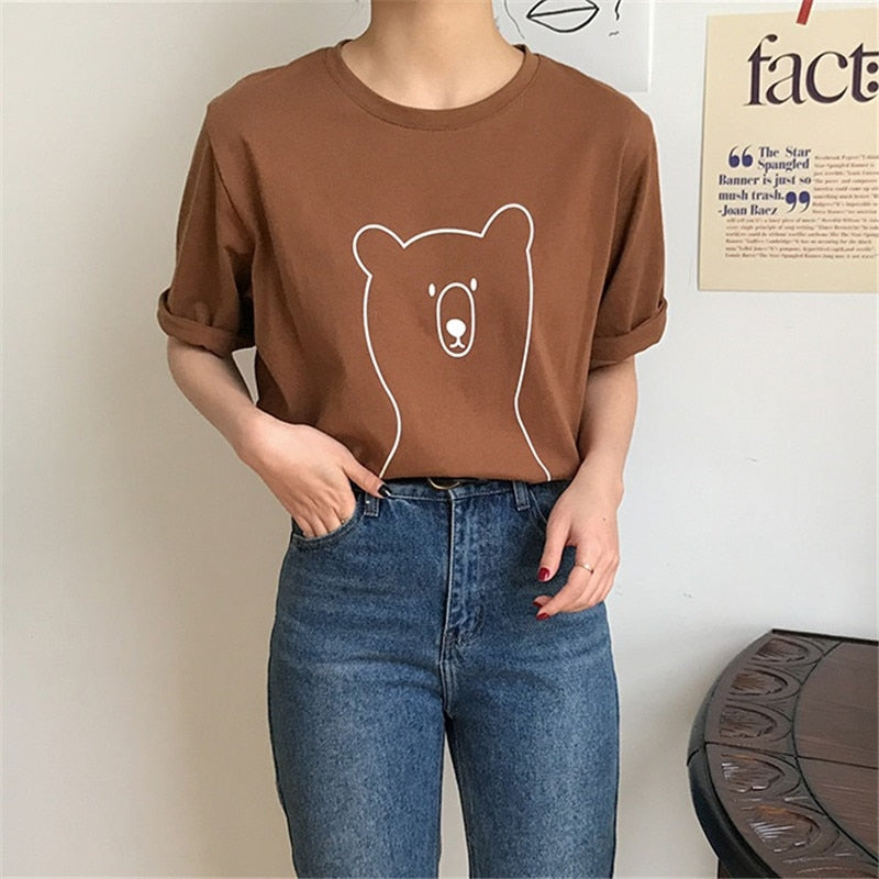 'Smol Bear' T-Shirt