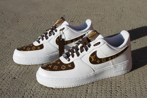 'Real LV Color' Air Force 1