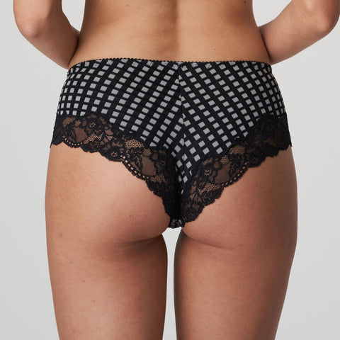 Shorty Madison Crystal black