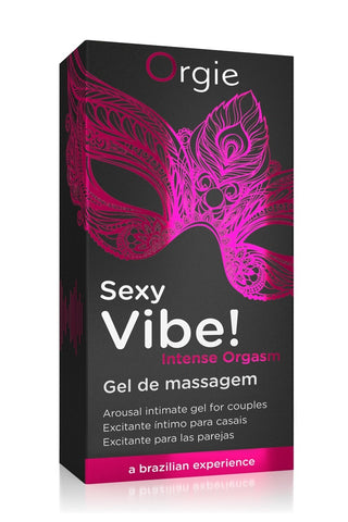 Sexy Vibe INTENSE Gel excitation