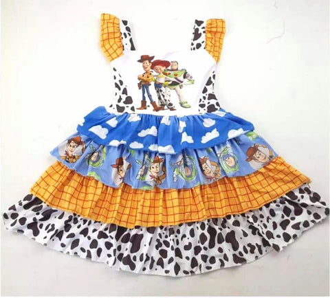 Toy Story Dress Girl's Dress