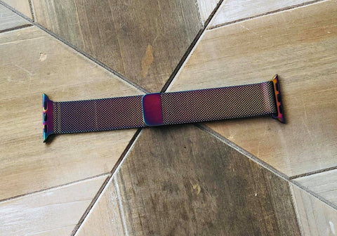 Watch Band, Multicolored
