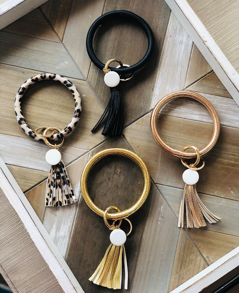 Bangle Keyring