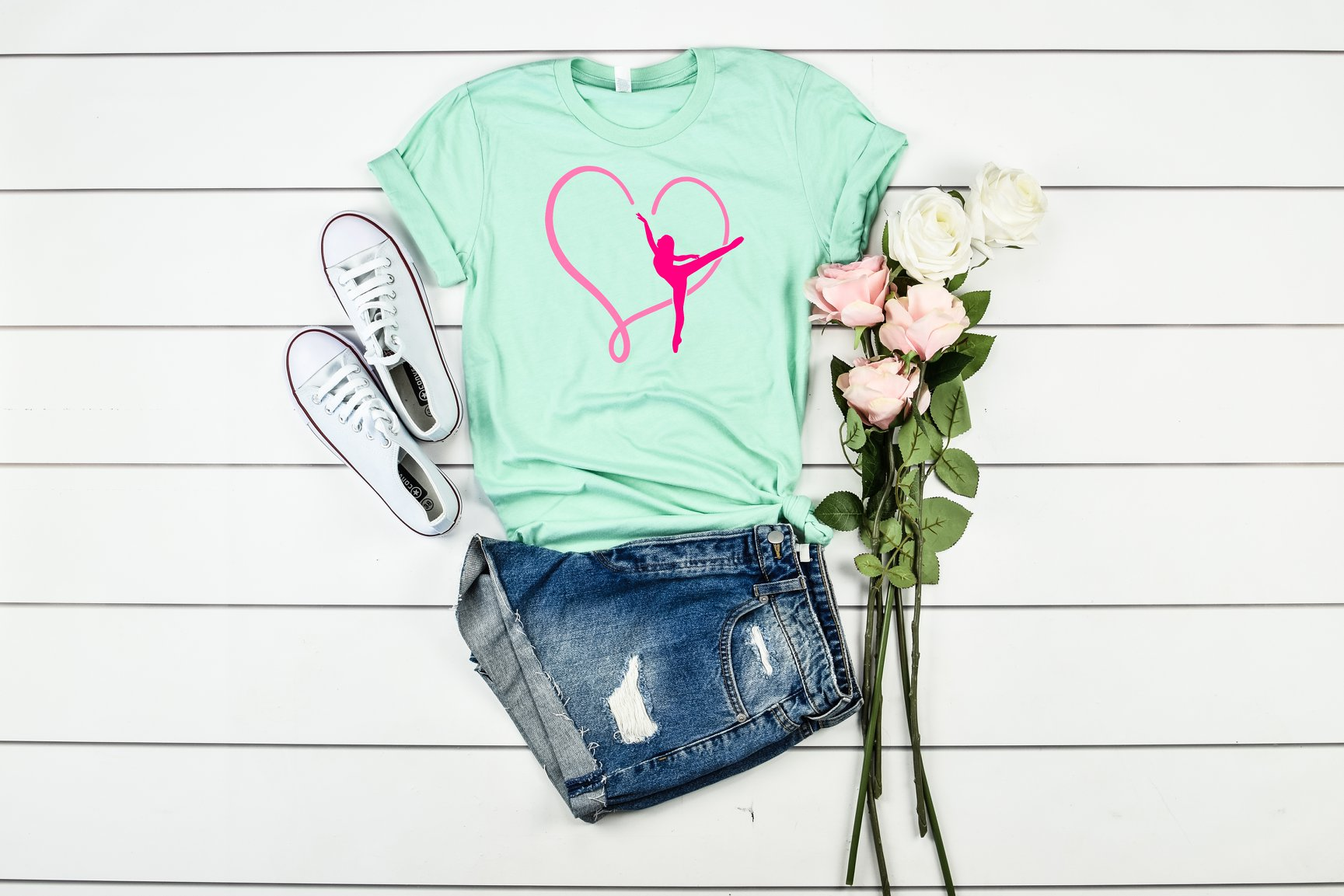 Dancer's Heart Tee