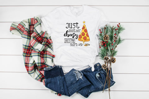 Just another Cheesy Christmas Shirt Tee