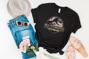 Jurassic Motherhood Tee