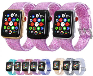 Glitter Watch Band (Apple)